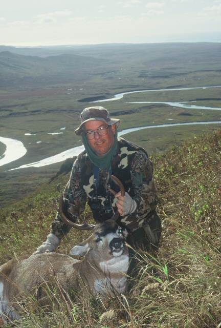Here's a Sitka Blacktail taken on Kodiak Isand unguided.